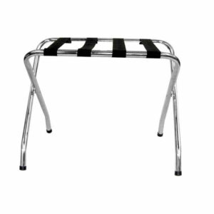 STAINLESS STEEL LUGGAGE RACK,