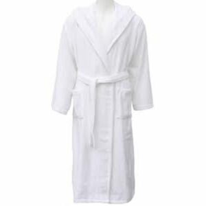 Terry Lustre Bathrobe – Towelling