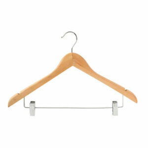 STANDARD HANGER, NATURAL FEMALE SILVER