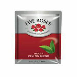 5 Roses Original Teabag in envelope