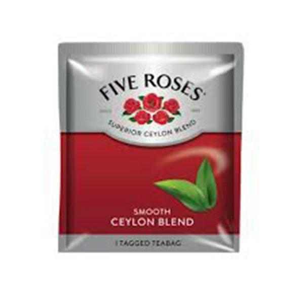 5 Roses Original Teabag in envelope
