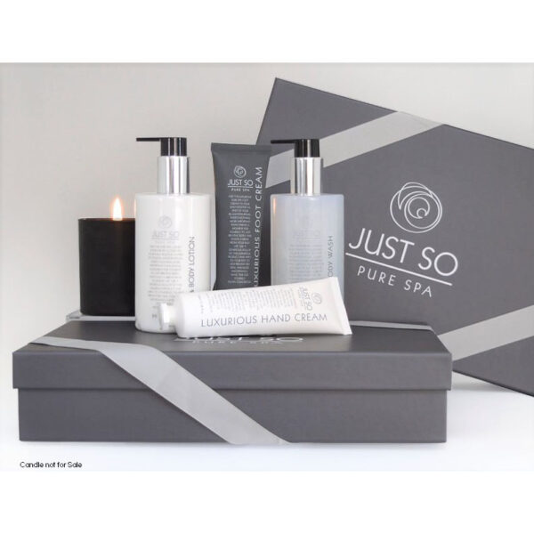 Just So Pure Spa Gift Set
