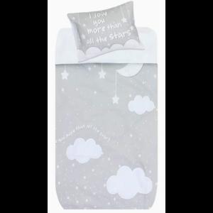 BAB001 - Baby Cot Linen Printed