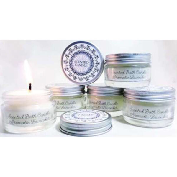 Bath-Candles