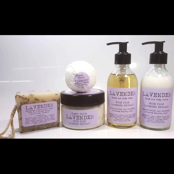 Lavender Extract Range